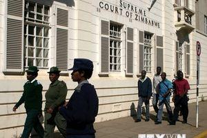 Zimbabwe: Tranh luận tại Tòa án Hiến pháp về kết quả bầu cử