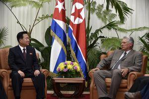 Cuba và Triều Tiên thúc đẩy quan hệ song phương