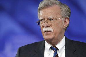 Cố vấn Mỹ John Bolton tuyên bố Nga đang 'mắc kẹt' ở Syria