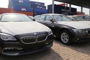 Bộ Tài chính trưng cầu ý kiến việc xử phạt vụ nhập lậu xe BMW