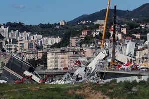 Chi 720 triệu xây cầu mới thay cầu sập tại Italia