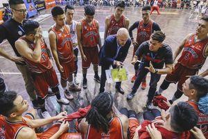 Road to playoffs: Thang Long Warriors – Thử thách cho các nhà đương kim vô địch
