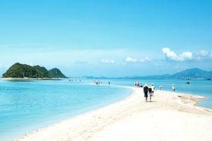 Muốn dạo bước giữa 'lòng đại dương' hãy thẳng tiến đến đảo Điệp Sơn