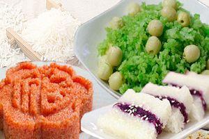 Gợi ý cách làm 3 món xôi dễ nấu để gia đình thưởng thức trong ngày Rằm tháng 7