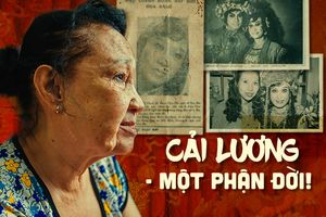 Phận cô đào cải lương Hoa Mỹ Hạnh: Một thời vang bóng, và cuối đời chỉ mong chết đi được chôn cất tử tế