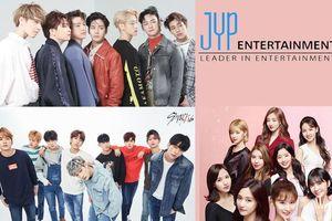 Nhờ TWICE - GOT7: Giá trị cổ phiếu của JYP tăng chóng mặt, 'rượt sát' SM Entertainment