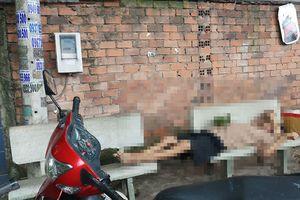 Tá hỏa phát hiện người đàn ông nằm tử vong trên ghế đá