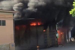 Hải Phòng: Cháy rụi cửa hàng tạp hóa, thiệt hại khoảng 4 tỷ đồng