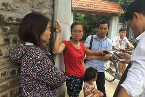 Vụ sát hại vợ ở Thanh Trì: 'Chị ấy van xin thảm thiết nhưng hắn vẫn đè lên và đâm…'