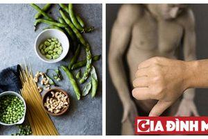 Bác sĩ Nam khoa: Đàn ông ăn chay sẽ yếu sinh lý!
