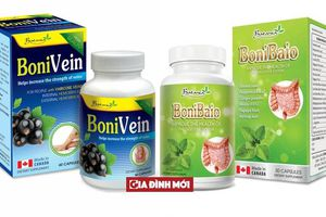 Vi phạm quảng cáo BoniBaio và BoniVein, công ty Botania bị Bộ Y tế xử phạt