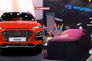 Hyundai Kona vừa ra mắt giá từ 615 triệu đồng có gì đặc biệt?