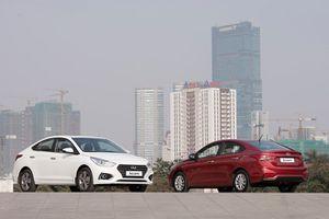 Thị trường ô tô Việt Nam giảm thêm 8%