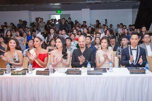 Hoa hậu Trái đất 2015 đến Hà Nội tìm ứng viên tranh tài ở đấu trường nhan sắc quốc tế