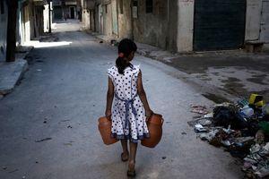 WHO kêu gọi tăng cường hỗ trợ tài chính trợ giúp khu vực Tây Bắc Syria