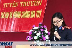 Tăng cường công tác lãnh đạo, chỉ đạo của Đảng đối với đấu tranh phòng chống ma túy trong ngành Kiểm sát nhân dân