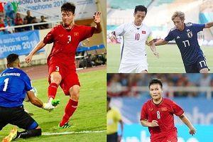 Đội hình dự kiến Olympic Việt Nam trận đấu vòng 1/8 gặp Bahrain