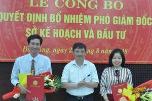 Đà Nẵng bổ nhiệm 2 Phó giám đốc Sở Kế hoạch và Đầu tư vượt qua kỳ thi tuyển