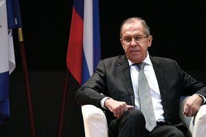 Ngoại trưởng Lavrov: Đây là mục tiêu thật sự của hành động trừng phạt Nga