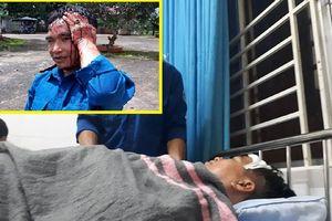 2 nhân viên đi giải tỏa đất lấn chiếm bị đánh nhập viện
