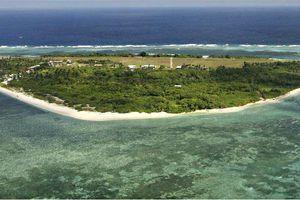 Việt Nam phản ứng Đài Loan tập trận bắn đạn thật tại đảo Ba Bình