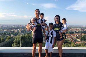 Hành động cho thấy Ronaldo đã quên dần Real, dành trọn tình yêu cho Juve