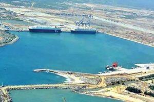 Sri Lanka mở cửa cảng biển đang cho Trung Quốc thuê 99 năm