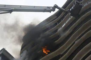 Ấn Độ: Cháy chung cư ở Mumbai, nhiều người thương vong