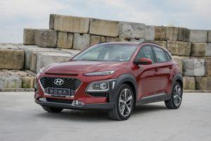 Hyundai Kona: Nhiều công nghệ, động cơ khỏe, giá cao hơn EcoSport