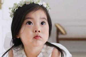 Clip bé gái Hàn Quốc đáng yêu học cách nói không với người lạ