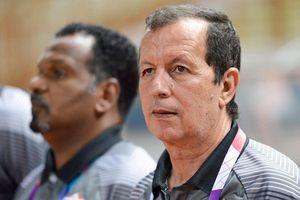 HLV Olympic Bahrain nói nhiều về thẻ đỏ sau khi thua Việt Nam