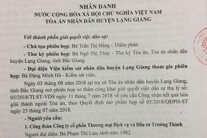 Vụ Cty ngừng hoạt động tại Bắc Giang: Người lao động đau đớn trước nguy cơ không được nhận tiền