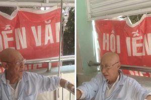 Diễn viên Lê Bình đã điều trị ung thư phổi được 4 tháng