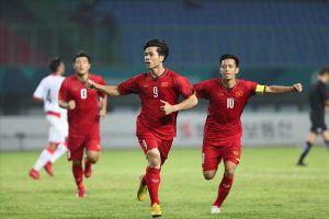 Công Phượng lập công, U23 Việt Nam lần đầu tiên vào tứ kết ASIAD