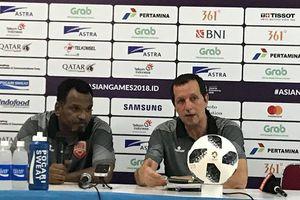 HLV Bahrain kêu oan về thẻ đỏ và bàn thắng bị từ chối trong trận gặp U23 Việt Nam