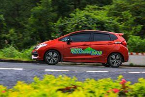 Thử sức với 'Honda Fuel Challenge 2018': Honda Jazz gây ấn tượng với 4,5 lít/100 km