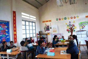 Thung lũng Tả Van vang tiếng học bài