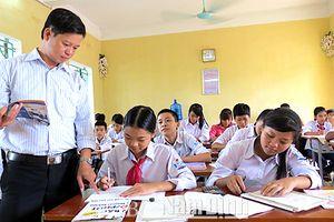 Điều kiện xét thăng hạng giáo viên THCS
