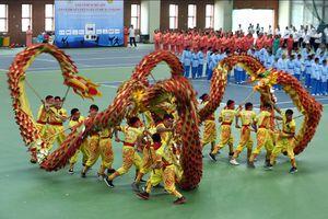 279 võ sĩ tranh Giải vô địch thế giới Võ cổ truyền Việt Nam