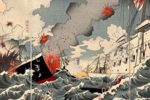 Trận thảm bại trước quân Nhật khiến người TQ nuốt hận mãi trăm năm