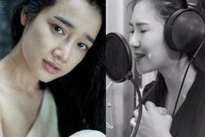 Hương Tràm thổn thức chuyện tình vợ sắp cưới của Trường Giang trên phim