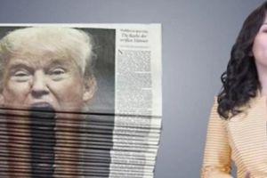 TQ: Truyền hình tung video 'cảm ơn' ông Trump vì cuộc chiến thương mại