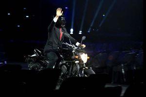 Tổng thống Indonesia từng 'vi hành' trên những chiếc xe mô tô nào?