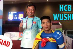 Wushu không bị áp lực, thua đẳng cấp, đành chấp nhận huy chương Bạc
