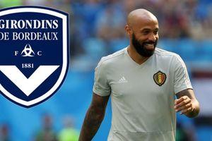 Thierry Henry sẽ dẫn dắt một CLB của Ligue 1