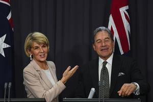 Australia: Ngoại trưởng J.Bishop ứng cử chức thủ tướng