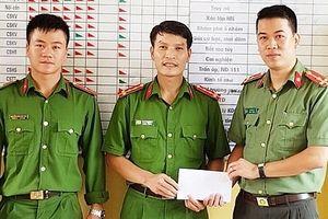3 chiến sỹ bị phơi nhiễm HIV khi đang làm nhiệm vụ