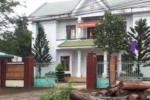 Bắt khẩn cấp Hạt trưởng kiểm lâm nhận trăm triệu đồng của Phượng 'râu'