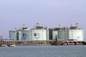 EGAT (Thái Lan) dự kiến nhập khẩu trực tiếp LNG