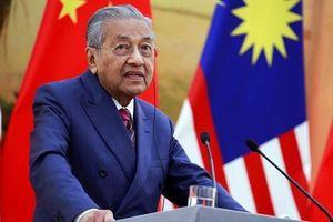 Malaysia và Trung Quốc hủy bỏ các dự án liên kết đường ống dẫn khí ven biển phía Đông